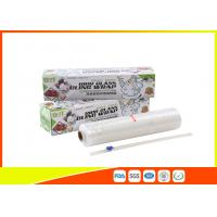 Best Customized Hand Stretch Wrap Film , PE Strech Film Jumbo Roll For Pack Food wholesale