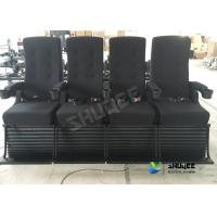Best CE Approval 4D Movie Theater With 4D Dynamic System Include Screen / Speaker wholesale