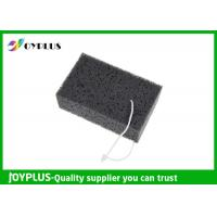 Best Double Side Auto Car Cleaning Sponge With Loop Customized Size / Color wholesale
