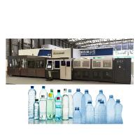 Best Sports Drink Blowing Filling Capping 3 In 1 Monoblock Servo Stretch Blower wholesale