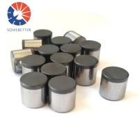 Best China professional PDC Drill Bit Cutter / PDC Diamond Drill Inserts wholesale