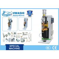Best Single phase Vertical Pneumatic Spot Welding Machine AC 220V New Condition wholesale