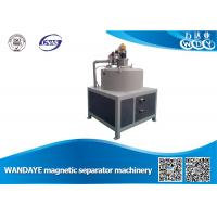 Best 3.5T 380ACV Electromagnetic Slurry Separation Equipment With Water / Oil Cooling wholesale