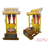 Best Land rig drilling solids control hydrocyclone desander separator for sale wholesale