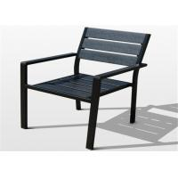 Best Customized Outdoor Wood Pvc Composites , Wpc Outdoor Furniture No Cracking wholesale