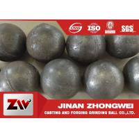 Best 3 Inch Dia 20-1500 mm Forged and cast Grinding Steel Ball  Good Wear Resisitance wholesale