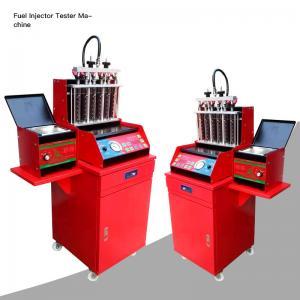 Best 20Ms Pulse Width Petrol Fuel Injector Cleaning Machine 50HZ CE wholesale