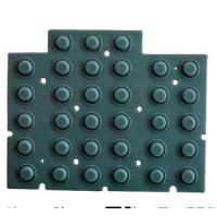 Best Custom Made Conductive Silicone Rubber Keypad Plus Plastic Surface  Silicone Parts wholesale