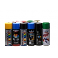 Best Metallic Green Acrylic Spray Paint Fast Drying Spray Paint For Metal wholesale