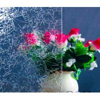 Clear Kasumi Figured Glass 3mm,4mm,5mm,6mm  tempered float glass