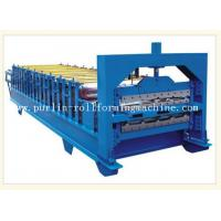 Best 0.3mm - 0.8mm Color Steel , 12Mpa Roof Double Layer Roll Forming Machine wholesale