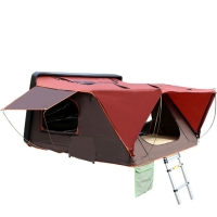 Best UV Protection 2 Side Window 210*100cm Car Camping Tent wholesale