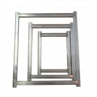 Buy cheap Line Table Printing Frame from wholesalers