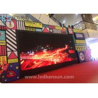 Buy cheap SMD2121 Full color P3 Indoor Rental LED Display HD 64x64dots Front Service Cabinet from wholesalers