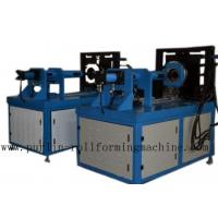 Best Curving Elbow Stone Coated Roof Tile Machine Functional Blue wholesale