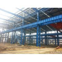 Quality Heavy Structural Steel Frame Construction For Warehouse Convenient Assembly wholesale