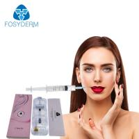 Buy cheap Fosyderm 2ml Derm Line Dermal Filler Injection Hyaluronic Acid Syringe For Lip from wholesalers