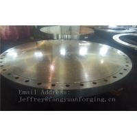 Best ASME Or Non - standard F316L F304 High Pressure Stainless Steel Flange Blind Plate wholesale