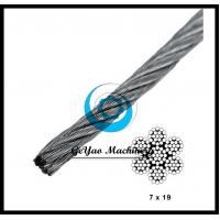 Aircraft Cable Accessories : Details of galvanized steel cable aircraft