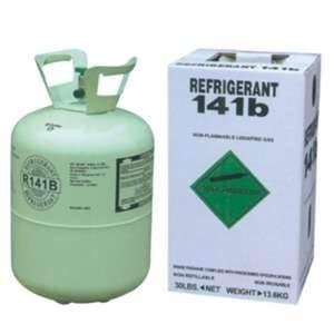 Best R141B OEM Environmentally Friendly High Purity clear HCFC Refrigerant R141B wholesale