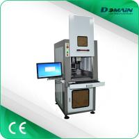 Best Full cover fiber laser marking machine for jewellery/iron/ic & tools/ceramics wholesale
