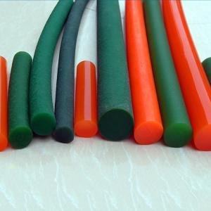 Best Pu Round Ceramic Industrial Conveyor Belts , Portable Conveyor Belts wholesale