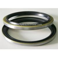 Best Excavator Hydraulic Cylinder Wiper Seal , HS90 - HS95 Rubber Dust Seals wholesale