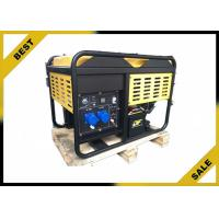 Buy cheap Small Vibration Gasoline Electric Generator Lower Noise , Dual Fuel Generator 15 from wholesalers