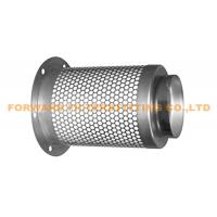 Buy cheap Stainless Steel 304 punch strip welded Supporting Core Tube With  smooth straight Seam from wholesalers