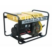 China 3kw 4kw 5kw Small Portable Diesel Generator Set , home standby diesel generator on sale