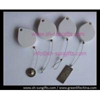 Best Hot-sale white color theft proof box with special water drop shape wholesale
