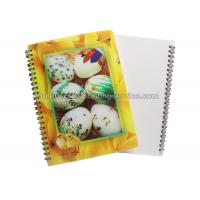 Best PET / PP Jotter 3D Lenticular Notebook A5/A6 Size UV  Printing for School wholesale