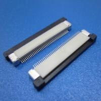 Cheap fpc connectors 0.5mm pitch 60pin bottom smt for sale