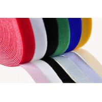 Cheap 100% Nylon Hook And Loop faestener / Double sided hook and loop tape / Hook and for sale