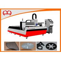 Quality Laser Wavelength (nm) 1070 Single Table Fiber Laser Cutter Machine For Carbon Steel wholesale