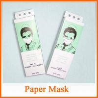 Best Paper Face Mask (1-Ply/2-Ply) wholesale