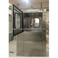 Buy cheap Air Shower Clean Room Equipment Pass Box SS / Cold Rolled Steel Plate from wholesalers