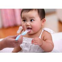 Best Soft & Safe Food Grade Silicone Material For First Stage Babies Feeding Spoon wholesale