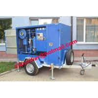 Best mobile trailer shelter transformer oil filter machine, insulation oil filtration and reclamation china supplier wholesale