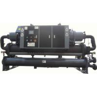 Best Low Temperature Water Cooled Screw Chiller 72KW Precision Controlled ± 2℃ wholesale