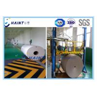 Best Custom Color Paper Roll Handling Systems Strapping System High Performance wholesale