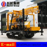 Best Professional and Efficient XYD-200 Crawler Hydraulic rotary drilling rig 200m depth for sale wholesale