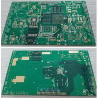 Best IPC Class 2 Multilayer PCB Board 6 Layers FR-4 ENIG 1oz Copper Thickness wholesale