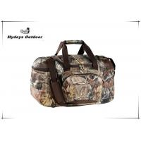 China Durable Waterproof Realtree Camo Gear Bag For Hunting , 4 Pockets on sale