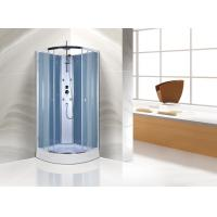 Best Free Standing Quadrant Shower Cubicles With Transparent Tempered Glass Fixed Panel wholesale