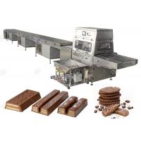 Best GG-CT Series Automatic Chocolate Enrobing Machine Production Line 380V / 220V wholesale