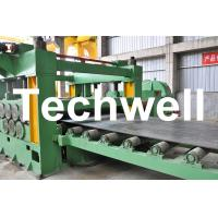 Best Double Support Uncoiler Stainless Steel Cut To Length Machine Line TW-CTL1250 wholesale