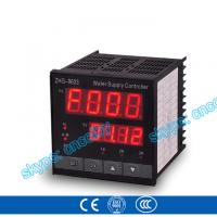 single phase 220vac constant voltage water supply controller CE CCC ISO9001 approval multiple controlling mode controlle
