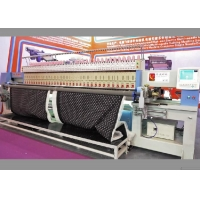 Buy cheap Automatic Lubrication 320CM Quilting Embroidery Machine from wholesalers
