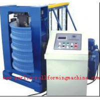 Best Glazed Roof Panel / Tile Cold Arch Bending Machine With PLC Control System 1000mm Feeding Width wholesale